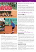 TENNISCAMPS & TRIPS - Page 7