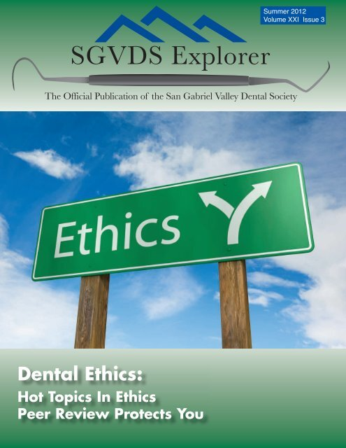 Dental Ethics