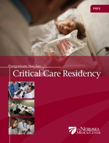 Critical Care Residency