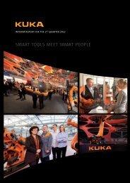 Interim report for 2nd quarter 2012 - KUKA Aktiengesellschaft