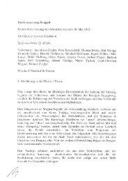 Protokoll vom 30.05.2012 - Stadt Varel