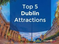 Holidays in Ireland – Special Attractions