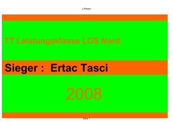 Leistungsklasse 2008 - TT-Erkner.de