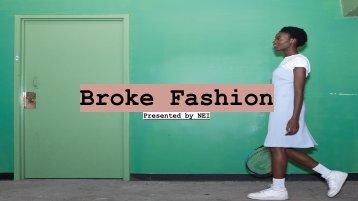 Broke Fashion Magazine
