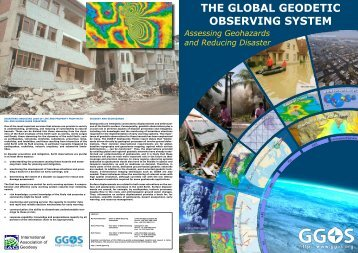 The Global Geodetic Observing System