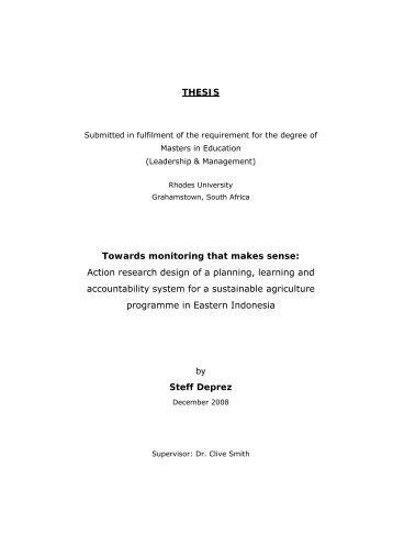 My DBA Journey - Defense of the DBA Dissertation