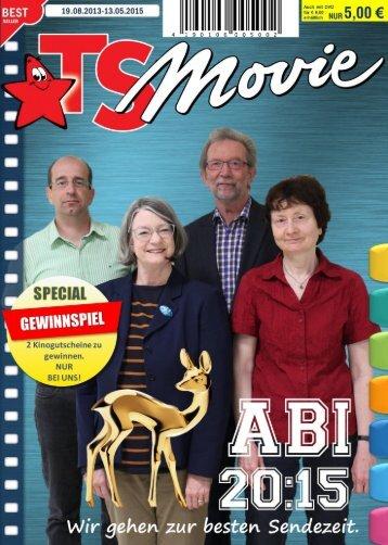 TS Movie Abizeitung der Taunusschule Bad Camberg 2015