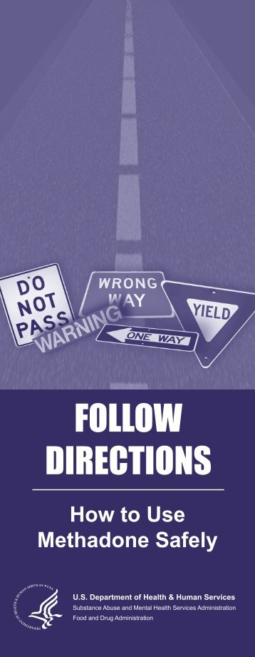 FOLLOW DIRECTIONS