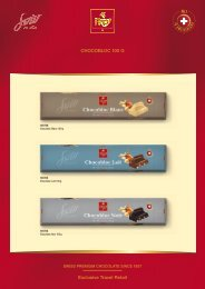 Exclusive Travel Retail CHOCOBLOC 100 G