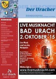 Der Uracher KW 39-2015
