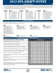 2013 INDIANAPOLIS COLTS NFL DRAFT RELEASE - Page 4