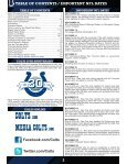 INDIANAPOLIS COLTS WEEKLY PRESS RELEASE - Page 2