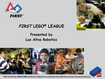 LEGO LEAGUE