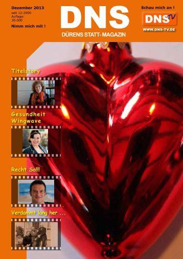 DNS Ausgabe Dezember 2013