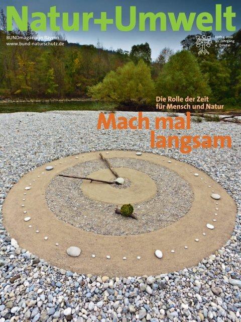 Mach mal langsam - Bund Naturschutz in Bayern eV