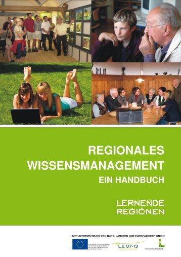 Regionales Wissensmanagement - Österreichisches Institut für ...