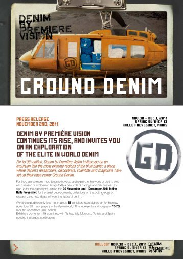 ground denim