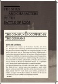 THE BATTLE OF LOOS CENTENARY 1915 – 2015 - Page 5