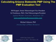 PMP Evaluation Tool