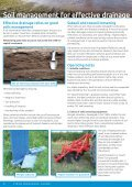 Field drainage guide - Page 6