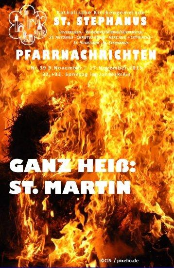 GANZ HEIß ST MARTIN