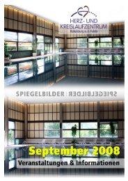 Internet-PC's - Herz- und Kreislaufzentrum Rotenburg