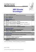 Marktredwitz ABC-Einsatz Grundlagen - Page 2