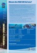 Instructor Development Course Der PADI - Tauchcenter Bielefeld - Seite 4