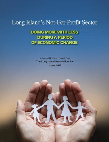 Long Island's Not-For-Profit Sector