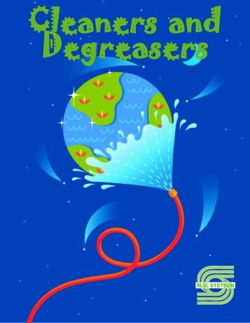 Cleaners and Degreasers