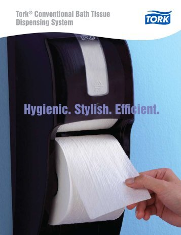 Hygienic Stylish Efficient