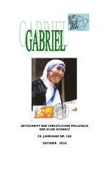 Suchen – Finden – Verkaufen - Briefmarkengilde St. Gabriel Schweiz
