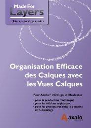 Organisation Efficace des Calques avec les Vues Calques