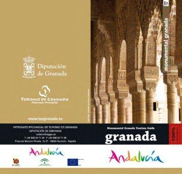 Sightseeing in Granada - Tropical Spain