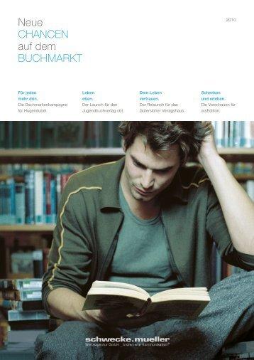 Neue CHANCEN auf dem Buchmarkt