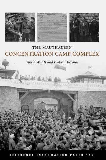 concentration camp complex - National Archives and Records ...