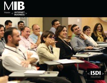 Brochure MIB México 2015-2016 pdf