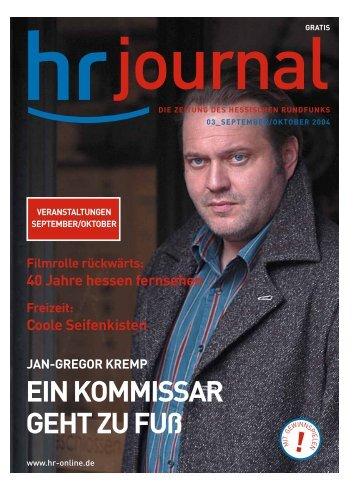 Titel 9/10 (Page 1) - Hessischer Rundfunk