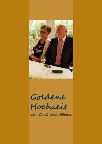 Goldene Hochzeit - die Bilder
