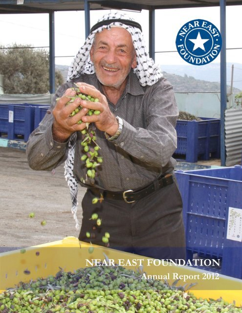 Near East Foundation 2012 Annual Report
