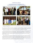 Near East Foundation 2012 Annual Report - Page 2