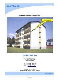 Eigentumswohnung – Nummer: 105