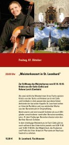 Kultur-Herbst - Page 6