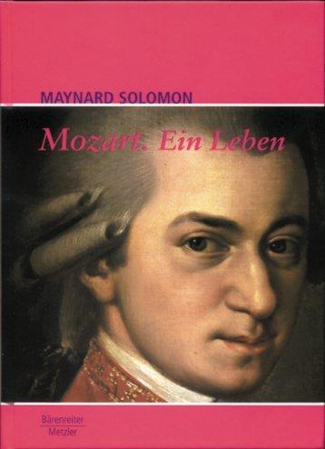 Mozart Ein Leben