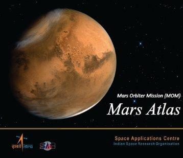Mars Orbiter Mission (MOM) Mars Atlas