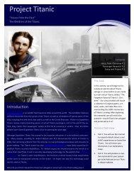 Project Titanic