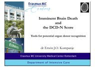 Imminent Brain Death and the DCD-N Score