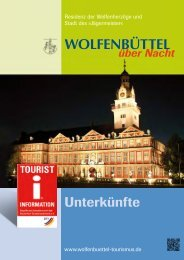Gut schlafen und wohnen - Stadt Wolfenbüttel