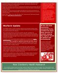 CRANBERRIES FOR A HEALTHY HEART - Page 2