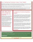 CRANBERRIES FOR A HEALTHY HEART - Page 3